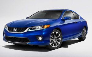 McGrath Honda Accord 2013 Accord Coupe Exterior Driver Side front