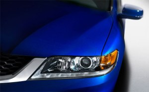 McGrath Honda Accord 2013 Accord Coupe Exterior Headlight